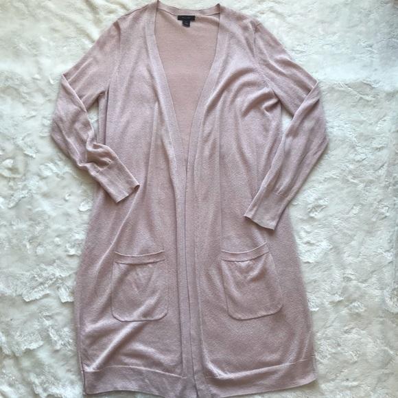 🌷3 for $15!🌷 Halogen Long Linen Blend Cardigan